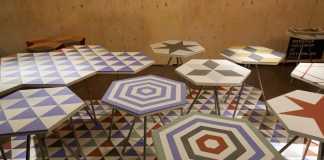 Riad Table by Alvaro Catalan de Ocon [image source: domusweb.it], crowd ink, crowdink, crowdink.com, crowdink.com.au