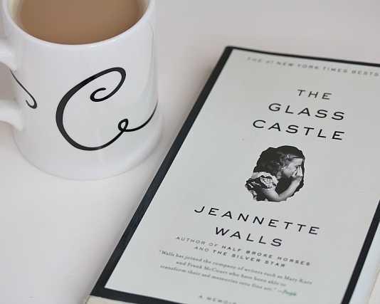 The Glass Castle by Jeannette Walls [image source: loveclare.com], crowd ink, crowdink, crowdink.com, crowdink.com.au