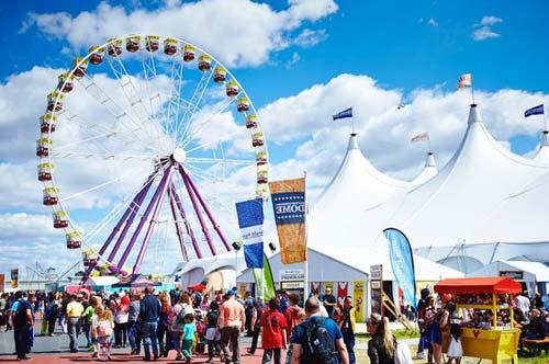 Royal Melbourne Show (Image Source: alphabet street), crowdink.com, crowdink.com.au, crowd ink, crowdink