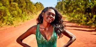 Magnolia Maymuru – More Than Just Miss World Australia (Image Source: new idea), crowdink.com, crowdink.com.au, crowd ink, crowdink