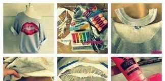 DIY Clothing (Image Source: style motivation), crowdink.com, crowdink.com.au, crowd ink, crowdink