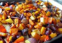 Roasted Veggies (Recipeshub.com), crowdink.com, crowdink.com.au, crowd ink, crowdink