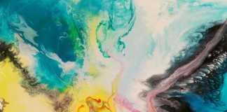 The Color of Spirit -http://www.santosoresinart.com.au, crowdink.com.au, crowdink.com, crowd ink, crowdink