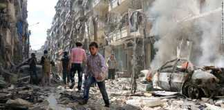 Aleppo (Image Source: CNN), crowdink.com, crowdink.com.au, crowd ink, crowdink
