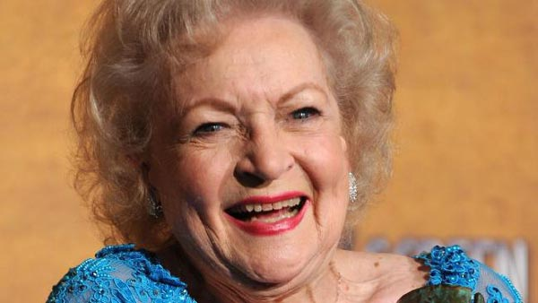 Betty White (Getty)