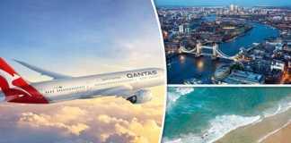 Direct Flight Perth to London (Image Source: Daily Express), crowdink.com, crowdink.com.au, crowd ink, crowdink