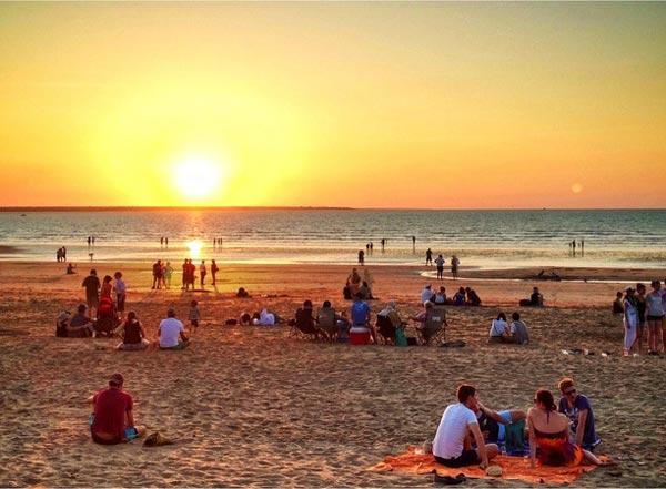 Beach Day (Image Source: Trevor)