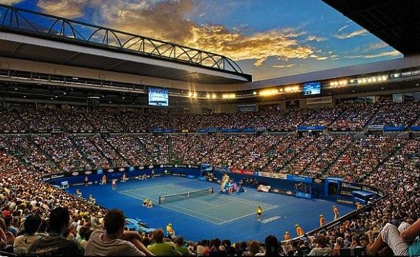Australian Open, crowdink.com, crowdink.com.au, crowd ink, crowdink,