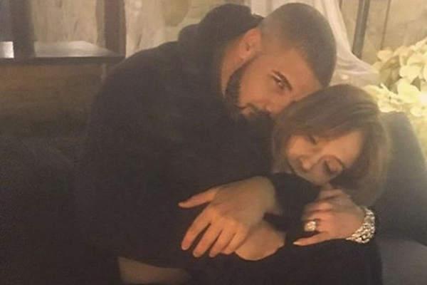Drake & Jennifer Lopez