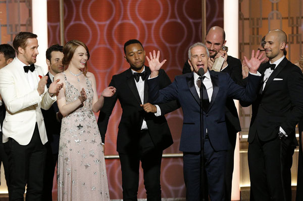 crowdink.com, crowdink.com.au, crowd ink, crowdink, Golden Globes 2017 (Image Source: Billboard)