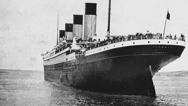 Titanic (Image Source: BBC), crowdink.com, crowdink.com.au, crowd ink, crowdink