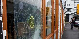 Vandals target Footscray (Image Source: The Age)