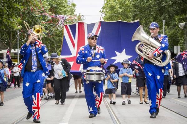 Happy Australia Day crowdink.com, crowdink.com.au, crowd ink, crowdink