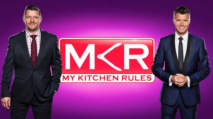 My Kitchen Rules Reality Television crowdink.com, crowdink.com.au, crowd ink, crowdink