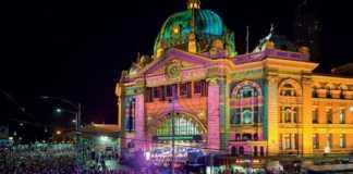 White Night Melbourne 2017 crowdink.com, crowdink.com.au, crowd ink, crowdink