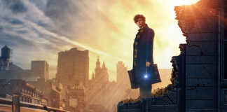 Fantastic Beasts & Where To Find Them crowdink.com, crowdink.com.au, crowd ink, crowdink