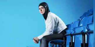 Nike Pro Hijab crowdink.com, crowdink.com.au, crowdink, crowd ink