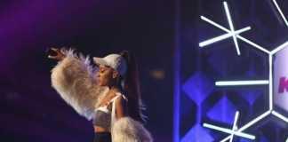 Ariana Grande in concert (Image Source: Nylon), crowdink.com, crowdink.com.au, crowd ink, crowdink