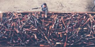 Australian Gun Amnesty (Image Source: The Age)