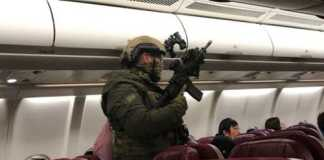 Malaysia plane threat (Image Source: abc)