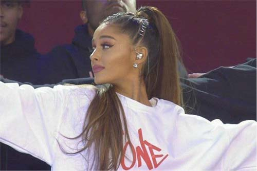 crowdink.com, crowdink.com.au, crowd ink, crowdink, Ariana Grande raises more than 2 million with the Manchester One Love Benefit Concert (Image Source: thesun.uk)