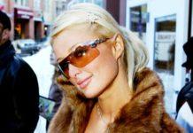 Paris Hilton (Image Source: man repeller)
