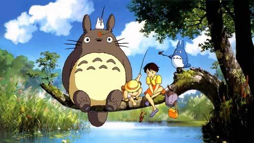 crowdink.com, crowdink.com.au, crowd ink, crowdink, Studio Ghibli (Image Source: angelikafilmcenter)
