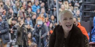 Annie Lennox (Image Source: theguardian), crowdink.com, crowdink.com.au, crowd ink, crowdink