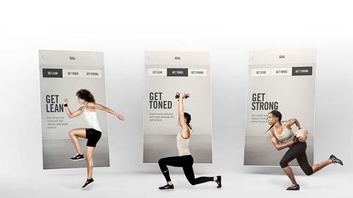 Nike Training App, crowdink, crowdink.com.au, crowd ink, crowdink
