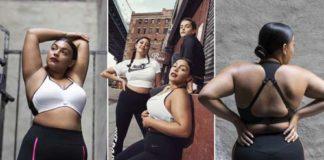 Nike Plus Size Models (Image Source: metro), crowdink.com, crowdink.com.au, crowd ink, crowdink