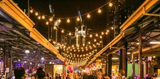 Queen Victoria Night Market, crowdink.com, crowdink.com.au, crowd ink, crowdink