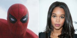Spiderman's Laura Harrier (Image Source: screen crunch), crowdink.com, crowdink.com.au, crowd ink, crowdink