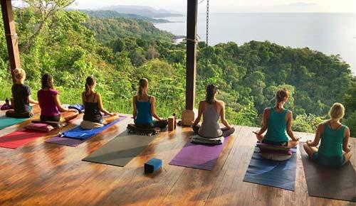 Yoga Retreat, crowdink.com, crowdink.com.au, crowd ink, crowdink