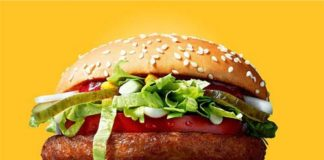 crowdink.com, crowdink.com.au, crowd ink, crowdink, Mc Donald's Vegan Burger (Image Source: Business Insider)