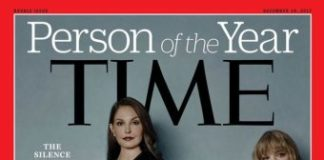 """TIME Magazine Names Their """"Person"""" Of The Year"""