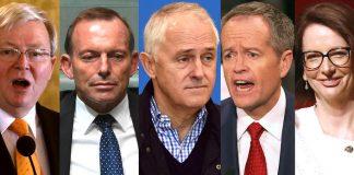 Australian Politics (Image Source- SBS)