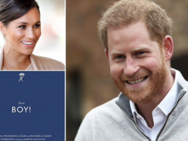 Meghan and Harry Announce Birth of Royal Baby