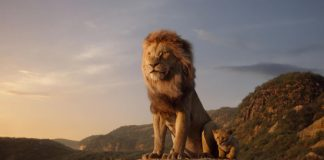 The Lion King (Image Source: Entertainment Weekly)