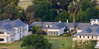 Chateau Yering Hotel, Yarra Valley's Exclusive Hot Spot
