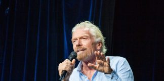 Sir Richard Branson at Inspire and Succeed