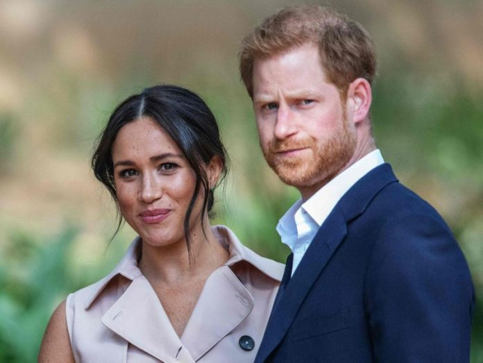 Why People Need to Calm Down About #Megxit. (image Source: AFP)