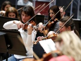 Budapest's Danubia Symphony Orchestra