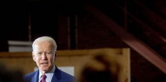Joe Biden (Image Source- Wasington Times)
