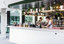 Untied Rooftop Bar, Barangaroo