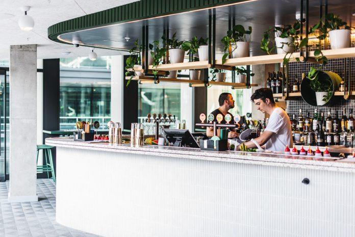 Untied Rooftop Bar, Barangaroo