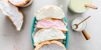 Cloud Bread (Image Source A Food Blog)
