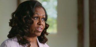 Michelle Obama Delivers Closing Argument Urging Americans to Vote for Joe Biden