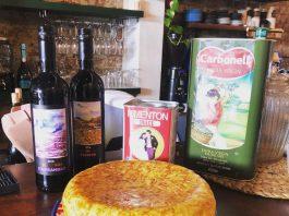 A Little Piece of Spain: El Boquerón: Spanish Omelette
