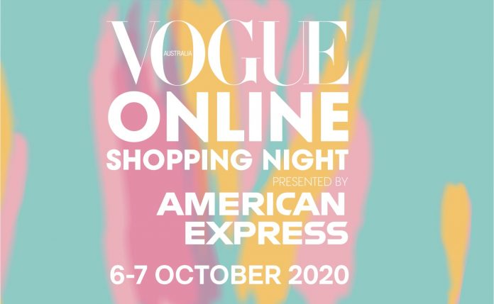 All the Details of Vogue's Online Shopping Night