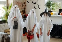 How to Get Your Spook on This Halloween while Social Distancing